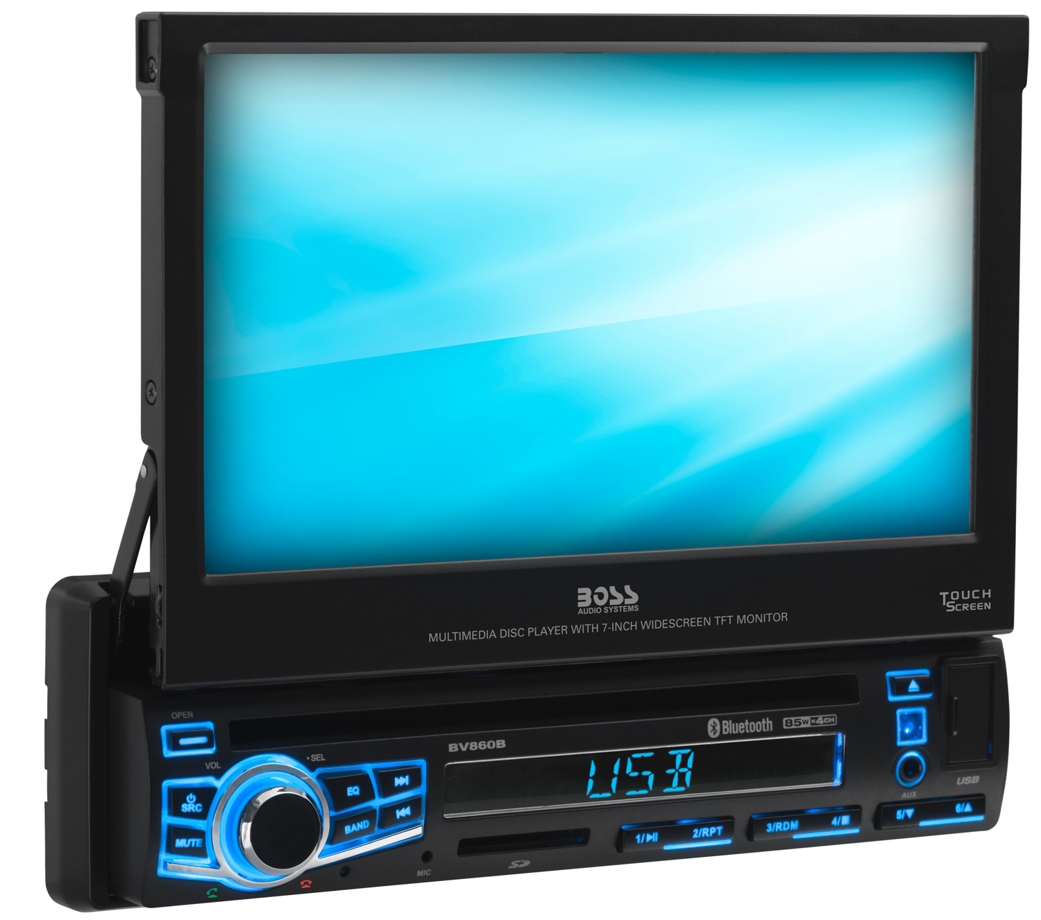 BV860B - Boss Audio Systems on